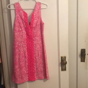 Pink Lilly Pulitzer for Target sheath dress, NWOT